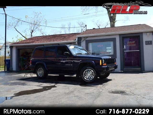 1998 Jeep Cherokee 4WD 4dr Limited