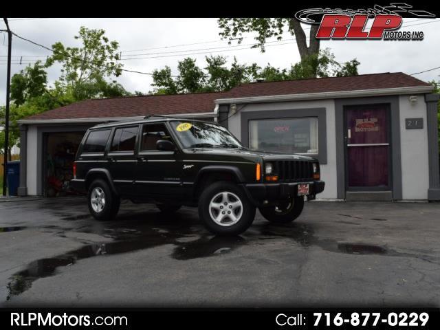 Jeep Cherokee Sport 4-Door 4WD 1997