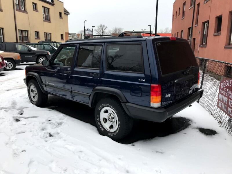 1997 Jeep Cherokee 4-Door 4WD