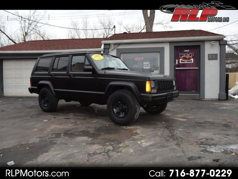 1996 Jeep Cherokee  for sale VIN: 1J4FJ68S6TL174121
