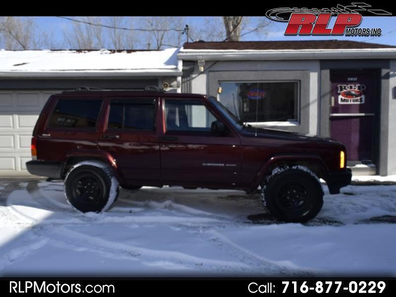 Jeep Cherokee 4WD  2000