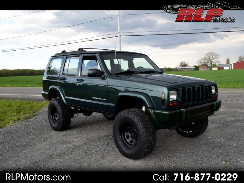 Jeep Cherokee Sport 4-Door 4WD 1999