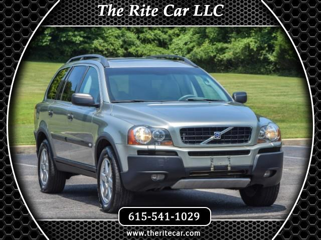 2006 Volvo XC90 2.5L Turbo AWD Auto w/Sunroof/3rd