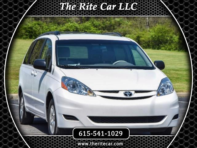 2008 Toyota Sienna 5dr 7-Pass Van LE AAS FWD (Natl)