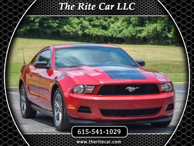 2011 Ford Mustang 2dr Cpe Deluxe