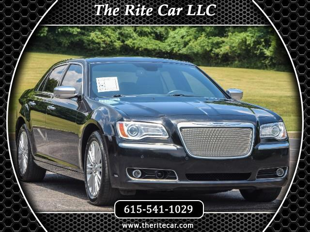 2013 Chrysler 300 4dr Sdn 300C John Varvatos Limited Edition RWD