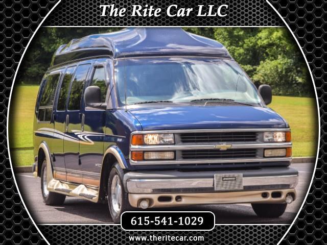 2000 Chevrolet Express 1500 LT