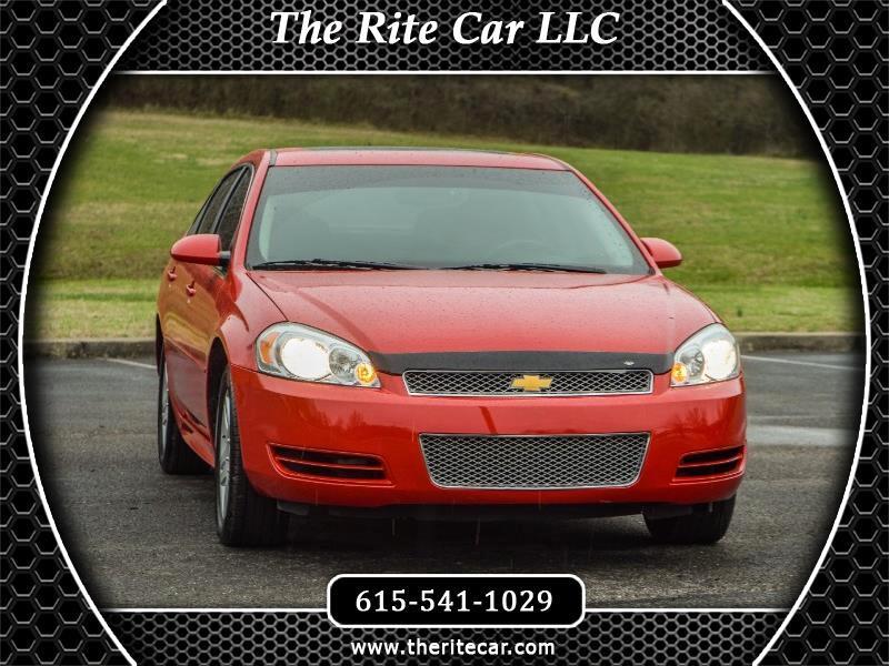 2013 Chevrolet Impala 2LT