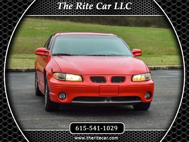 1997 Pontiac Grand Prix GT coupe