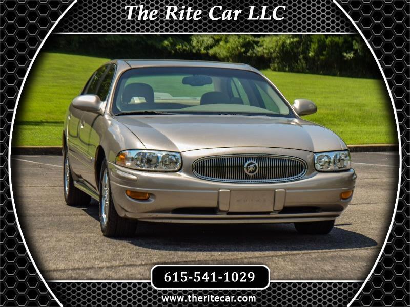 2004 Buick LeSabre 4dr Sedan Limited