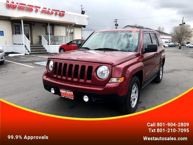 Jeep Patriot Sport 2WD 2014