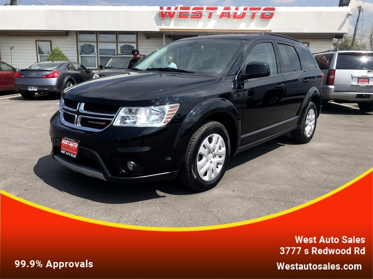 Dodge Journey SXT FWD 2018