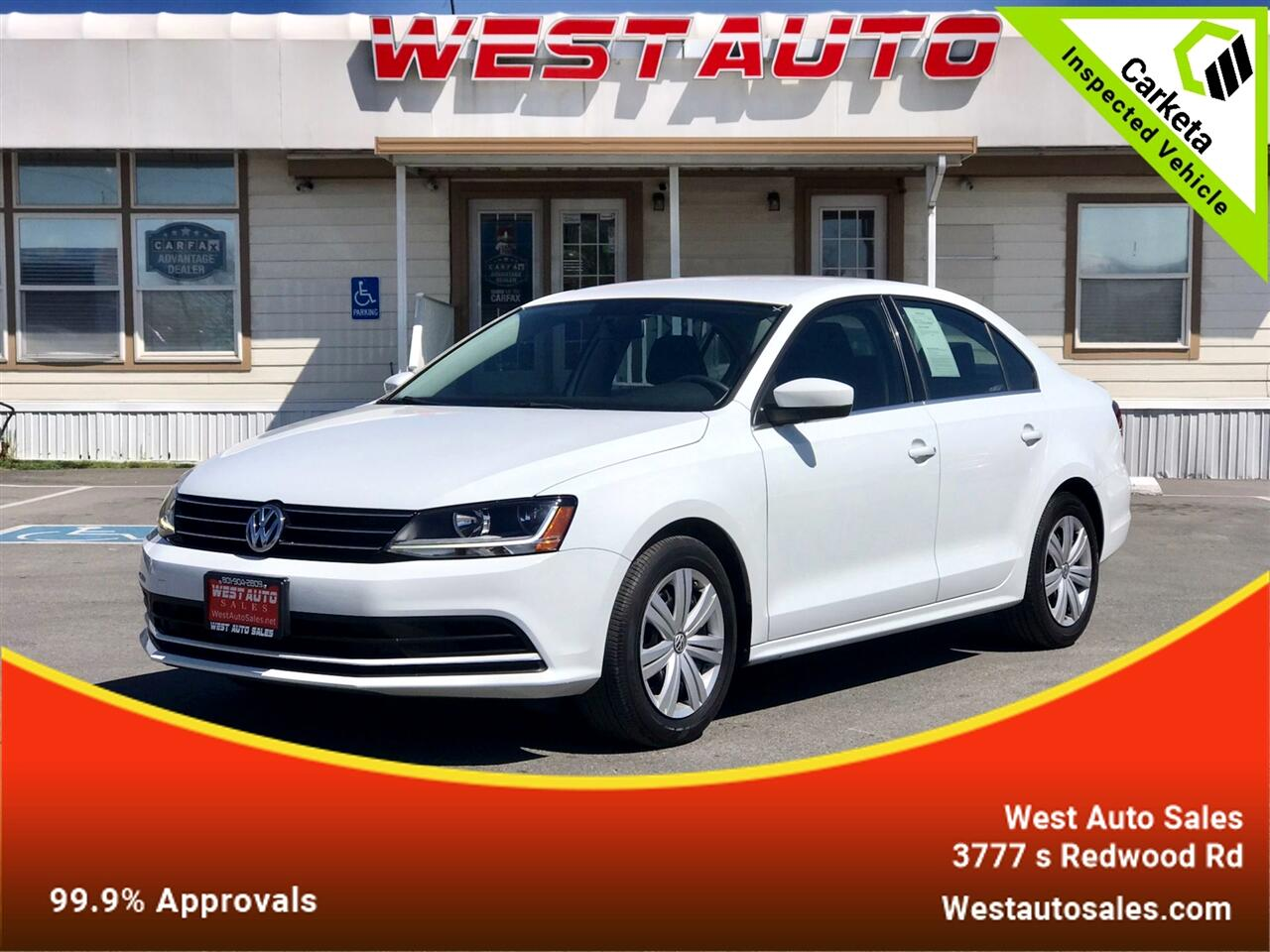 Used Volkswagen Jetta West Valley City Ut