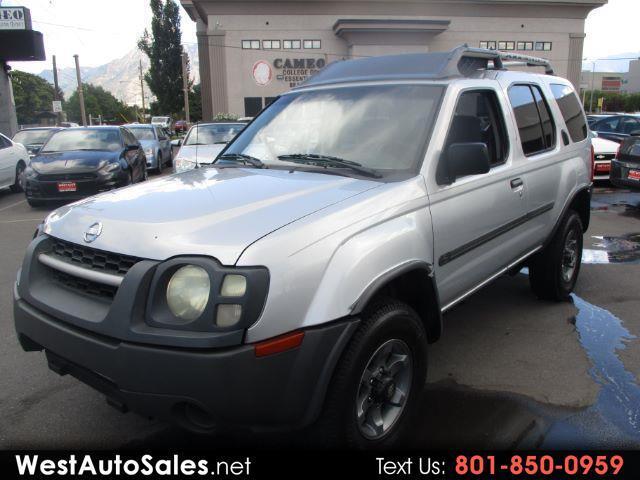 2002 Nissan Xterra XE I4 2WD