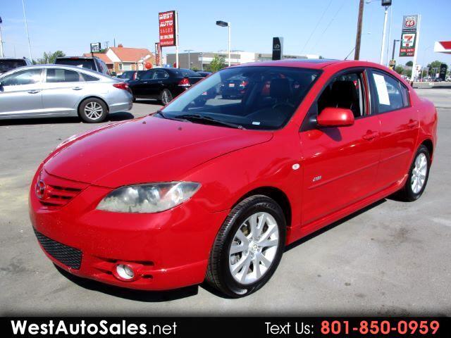 2006 Mazda MAZDA3 s 4-Door