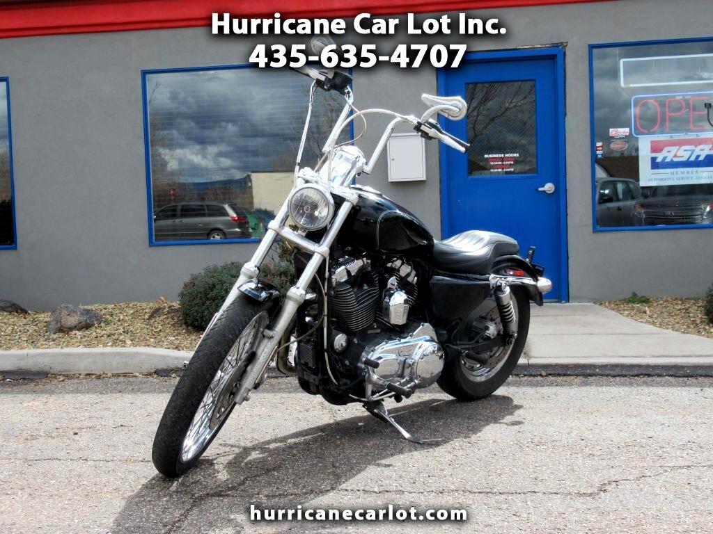 Harley-Davidson XL1200C  2007