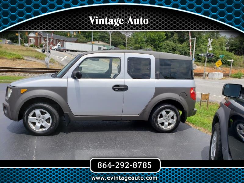 Honda Element EX 4WD AT 2004
