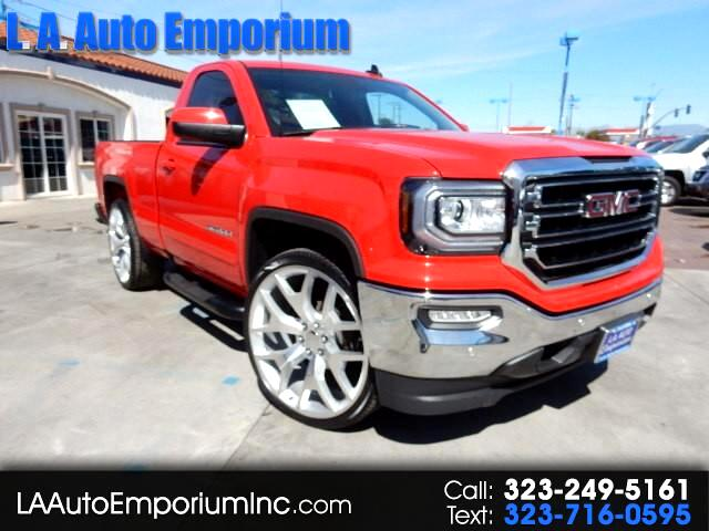 2016 GMC Sierra 1500 SLE Long Box 2WD