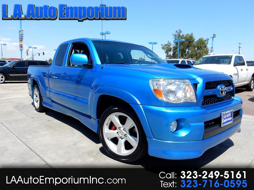 2011 Toyota Tacoma 2WD Access V6 MT X-Runner (Natl)