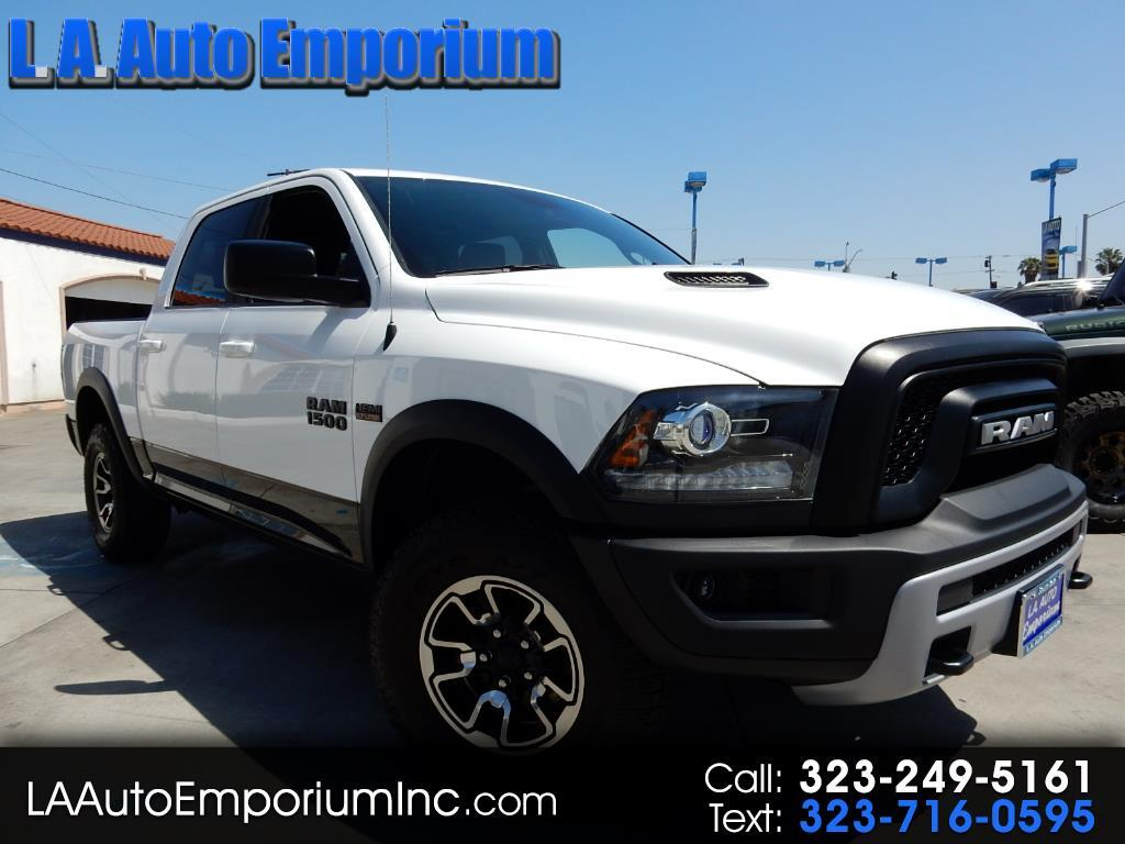 "2017 RAM 1500 Rebel 4x4 Crew Cab 5'7"" Box"