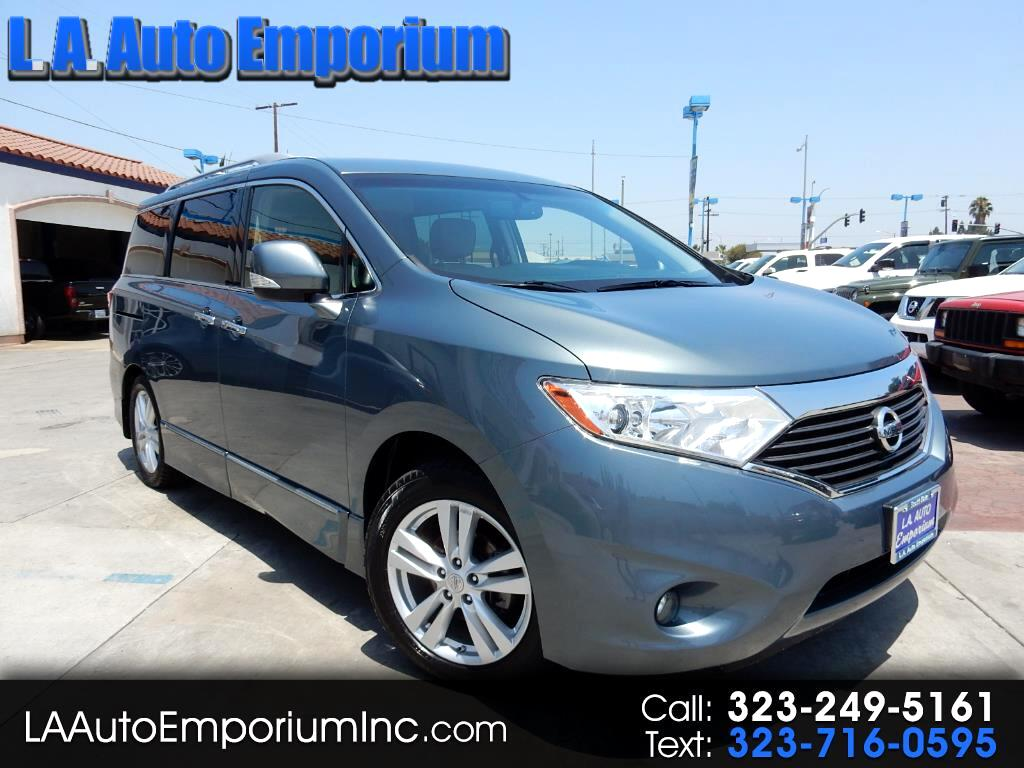 Used 2013 Nissan Quest 4dr Sl For Sale In South Gate Ca