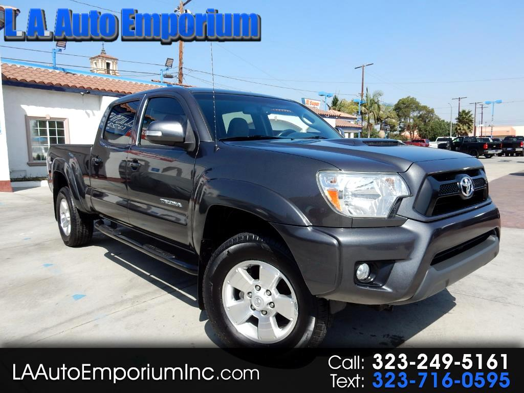 2013 Toyota Tacoma 2WD Double Cab LB V6 AT PreRunner (Natl)