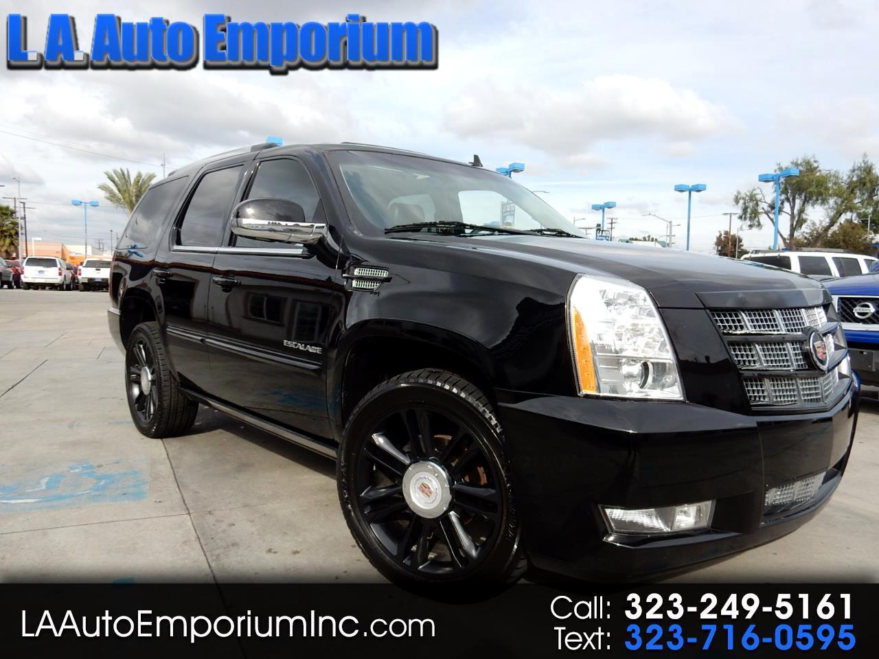 2014 Cadillac Escalade AWD 4dr Premium