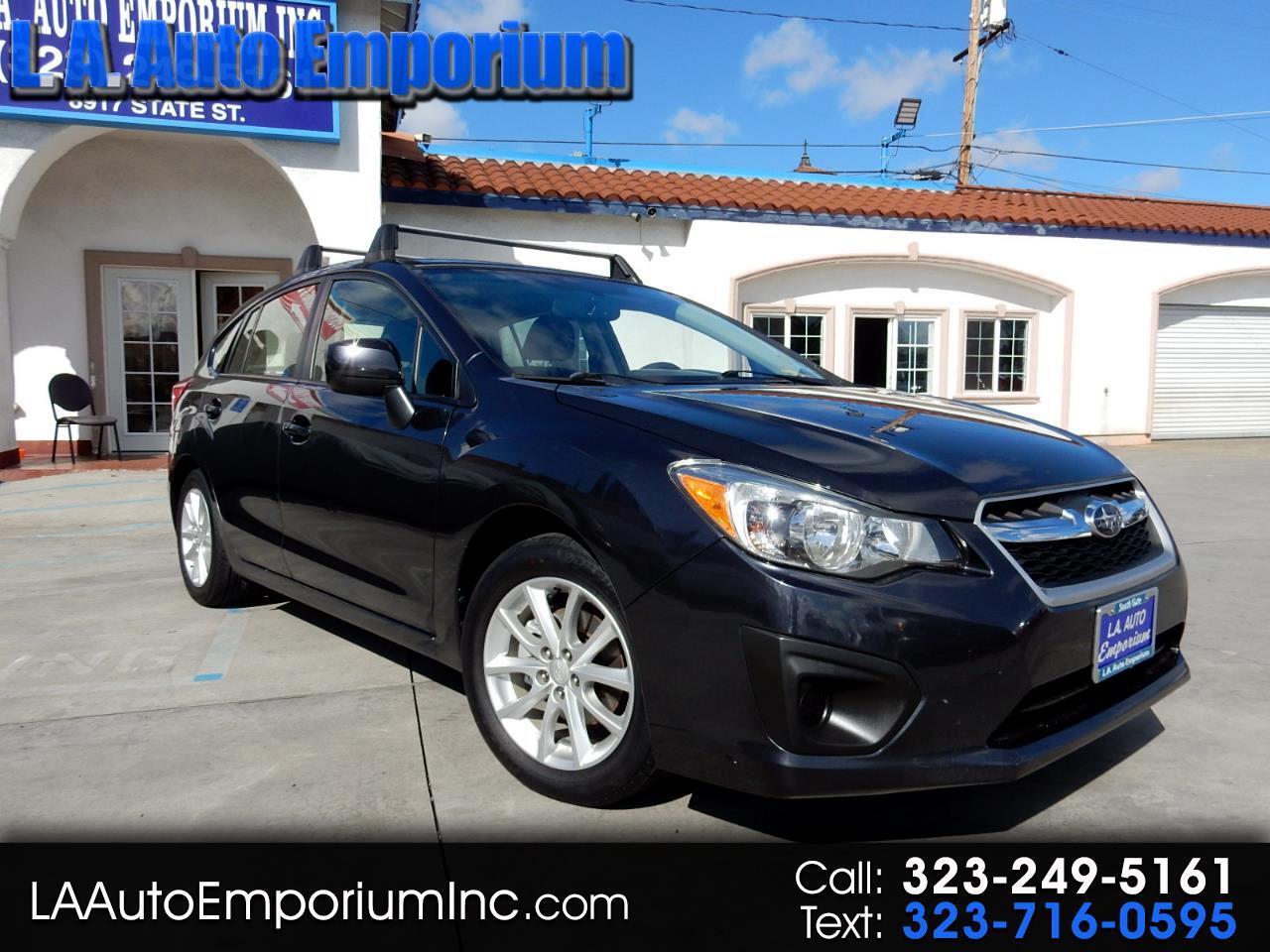 2013 Subaru Impreza Wagon 2.0i Premium