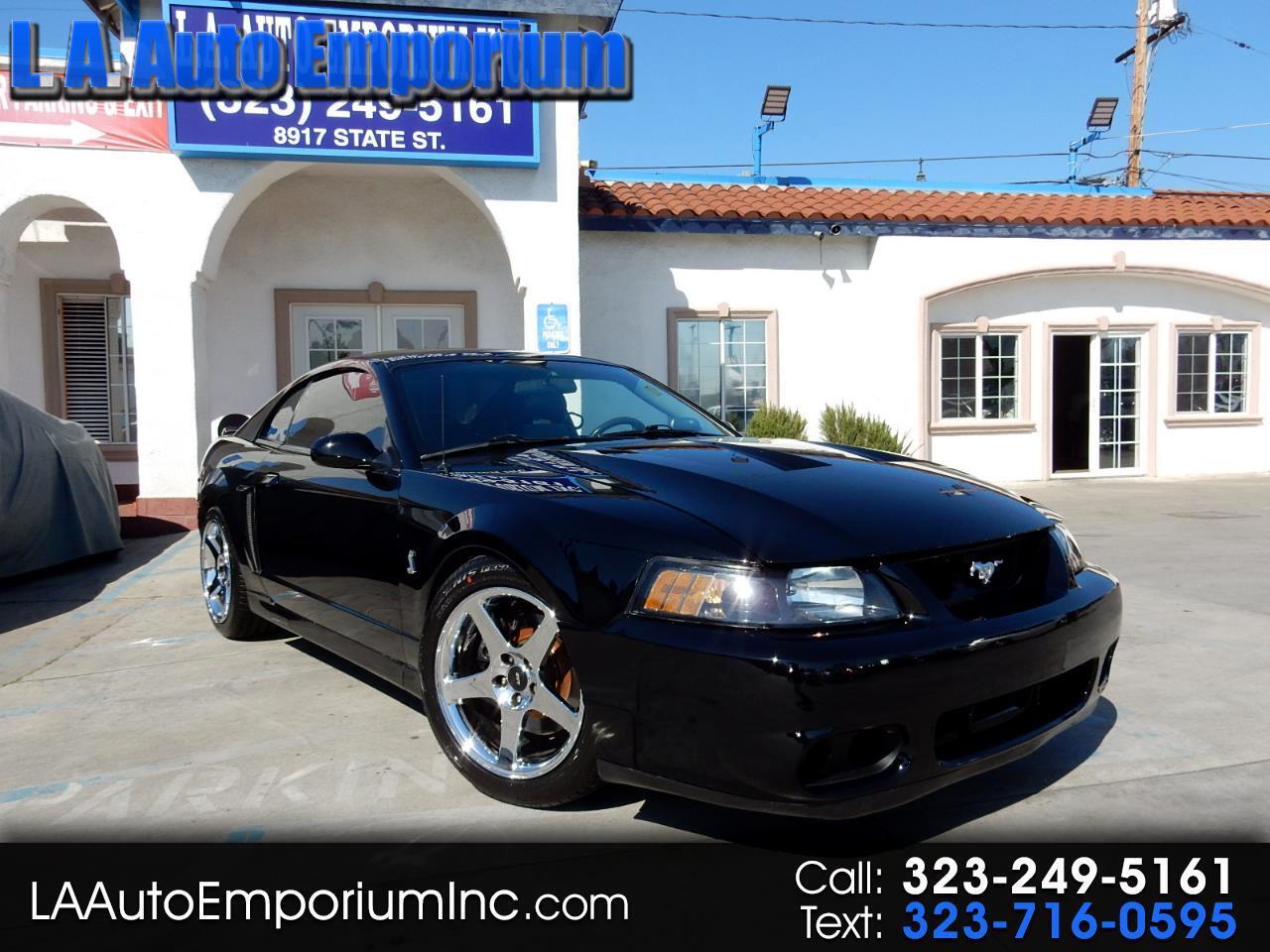 2004 Ford Mustang 2dr Cpe SVT Cobra