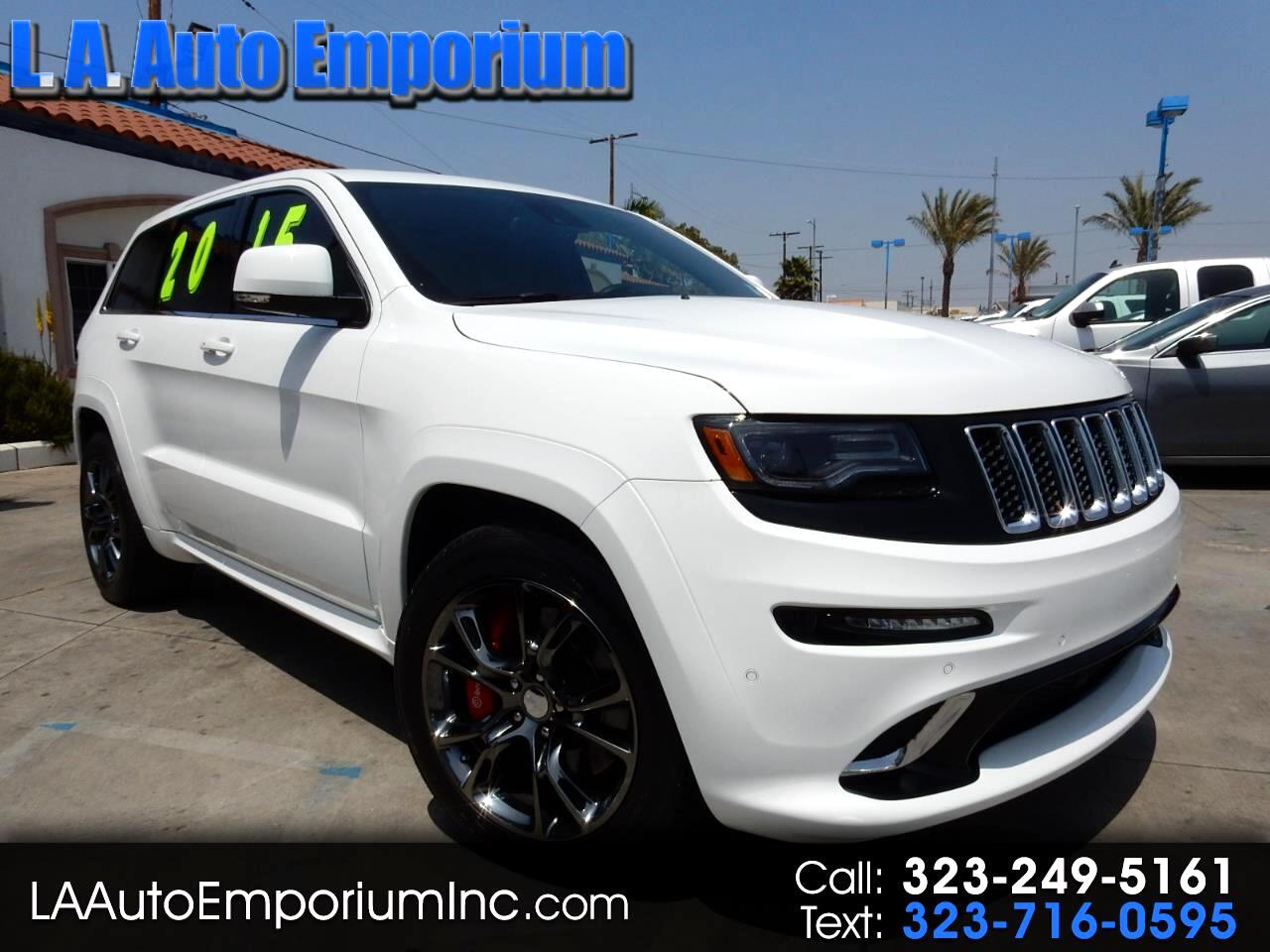 2015 Jeep Grand Cherokee 4WD 4dr SRT