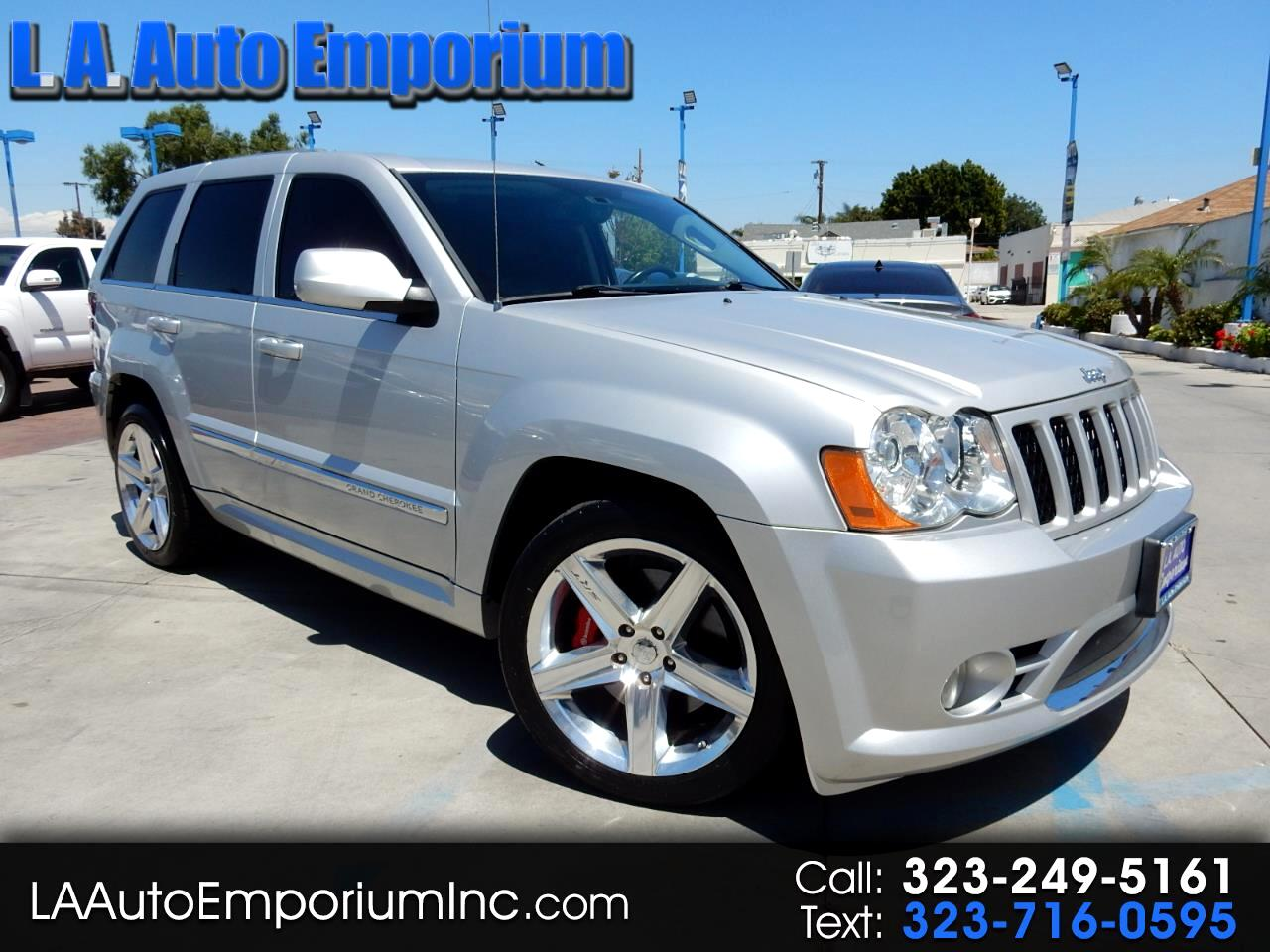 2009 Jeep Grand Cherokee 4WD 4dr SRT-8