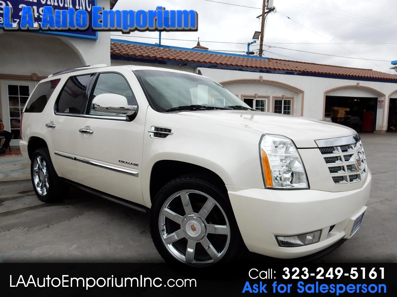 Cadillac Escalade AWD 4dr Luxury 2013