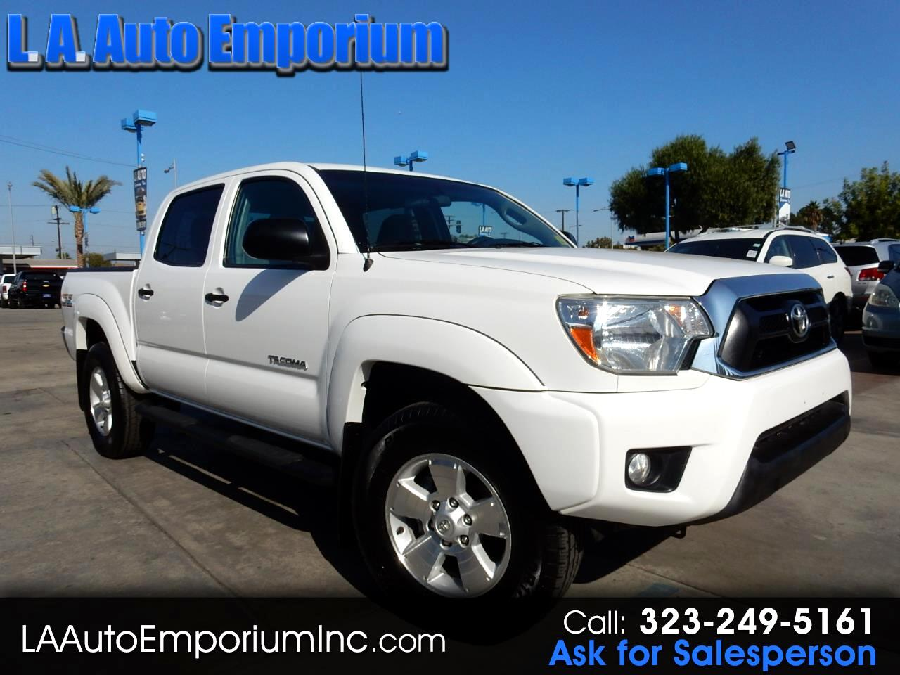 2014 Toyota Tacoma 4WD Doulble Cab V6 AT TSS Sport Series