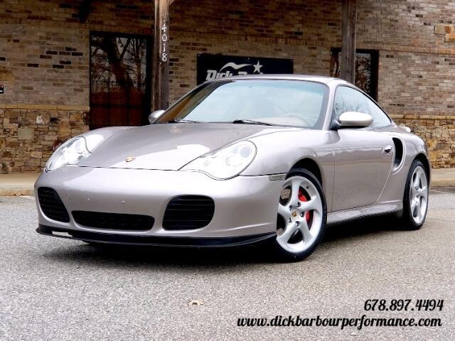 2001 Porsche 911 Turbo