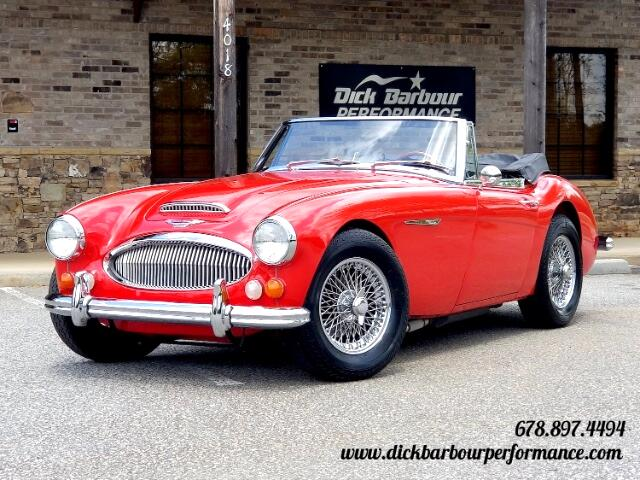 1967 Austin Healey 3000 Mark III Convertible