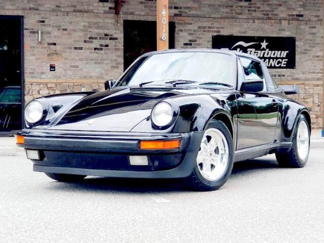 1986 Porsche 911 Targa M491
