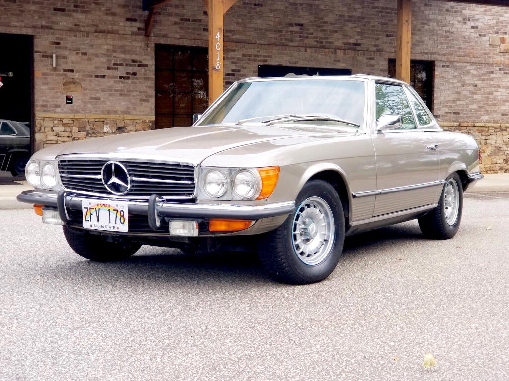 Mercedes-Benz 350SL  1972