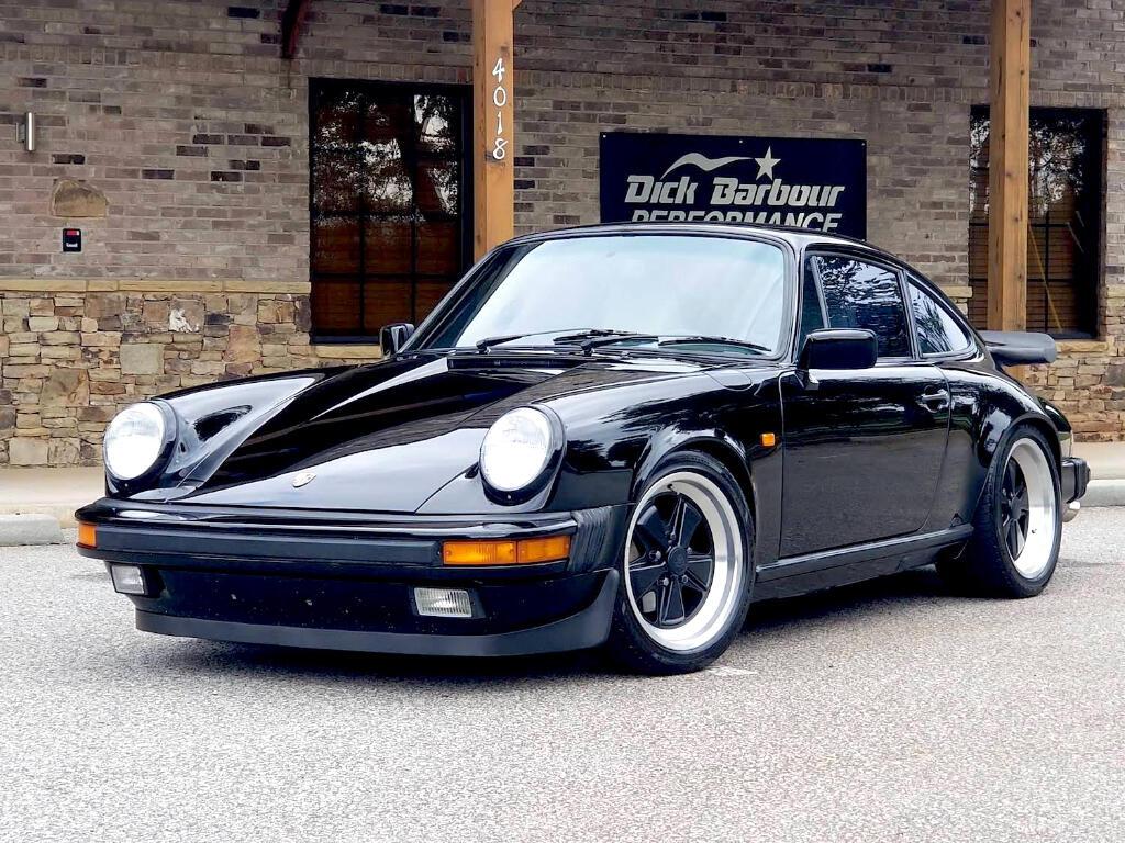 1987 Porsche 911 Carrera G50
