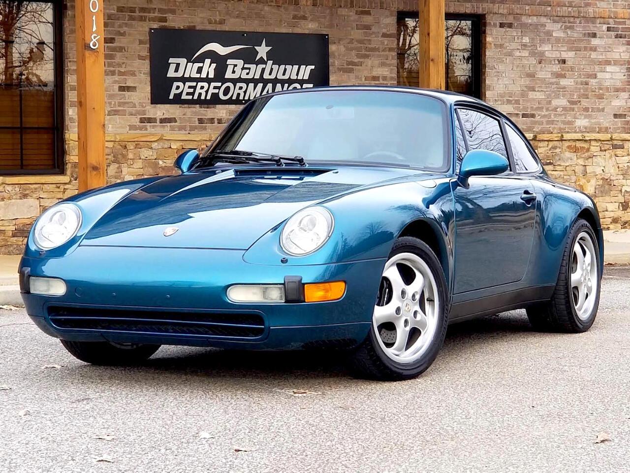 1996 Porsche 911 Carrera 2