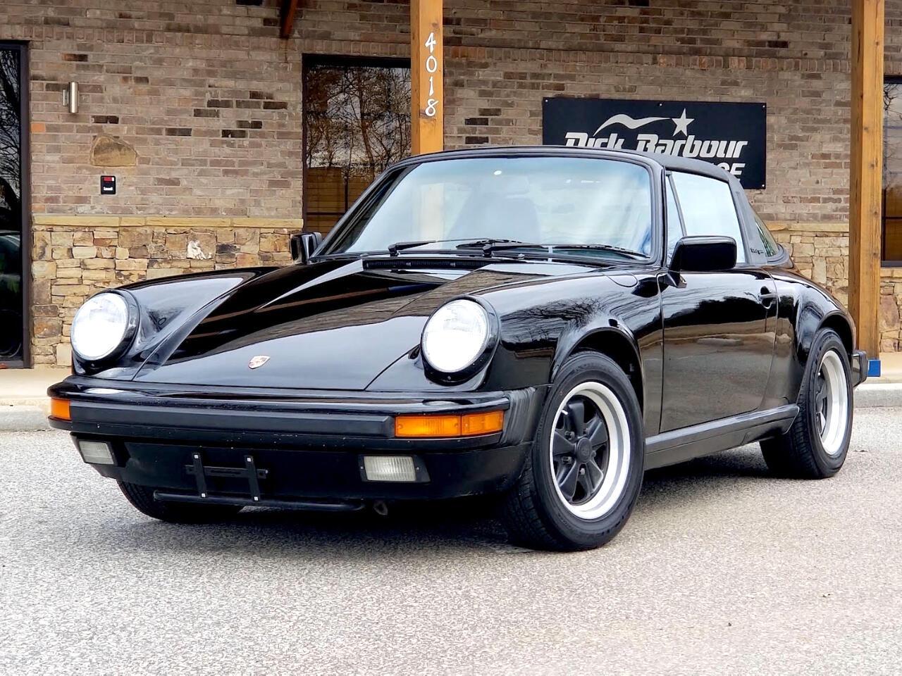 1989 Porsche 911 Targa G50