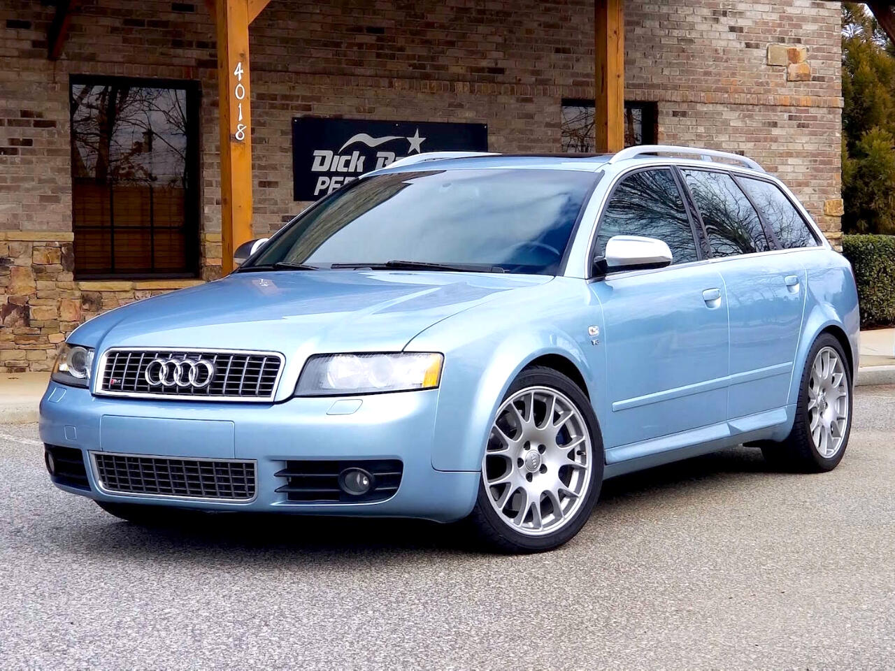 2005 Audi S4 Avant Base