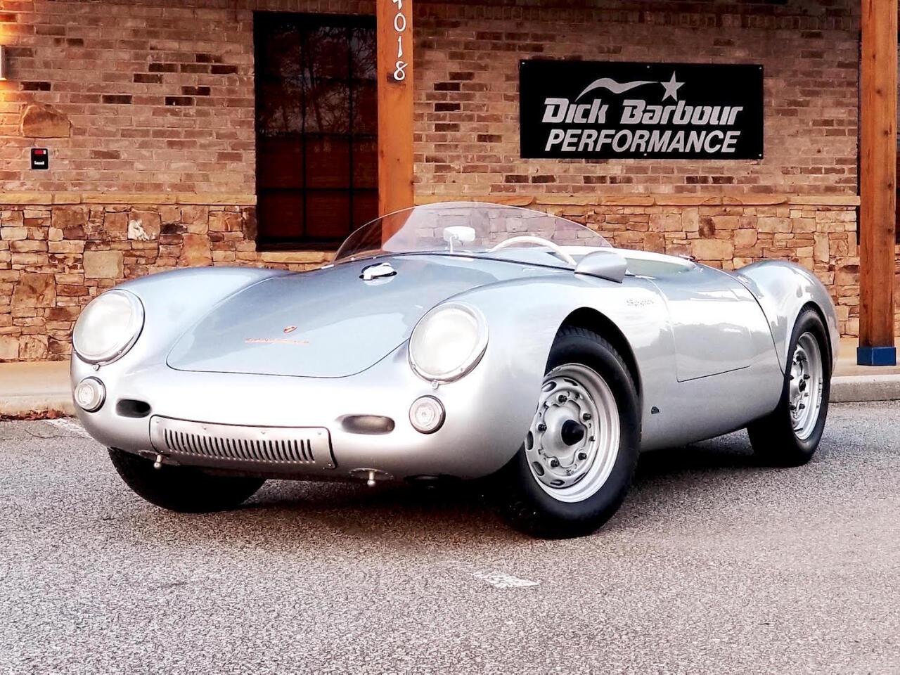 1955 Porsche 550 Spyder Backdate
