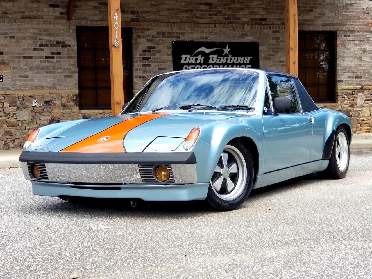 1973 Porsche 914/6 GT Tribute