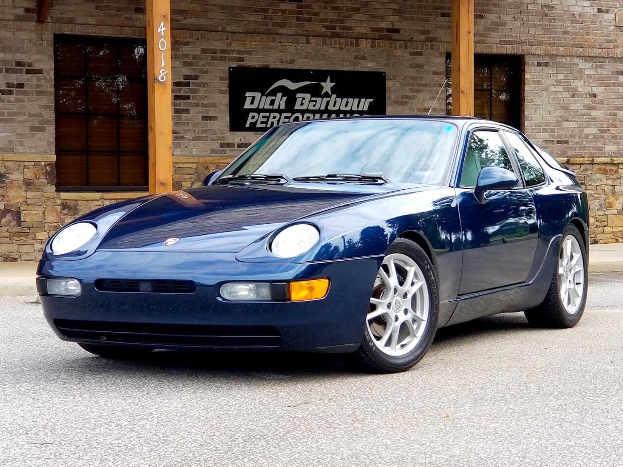 1992 Porsche 968 Coupe