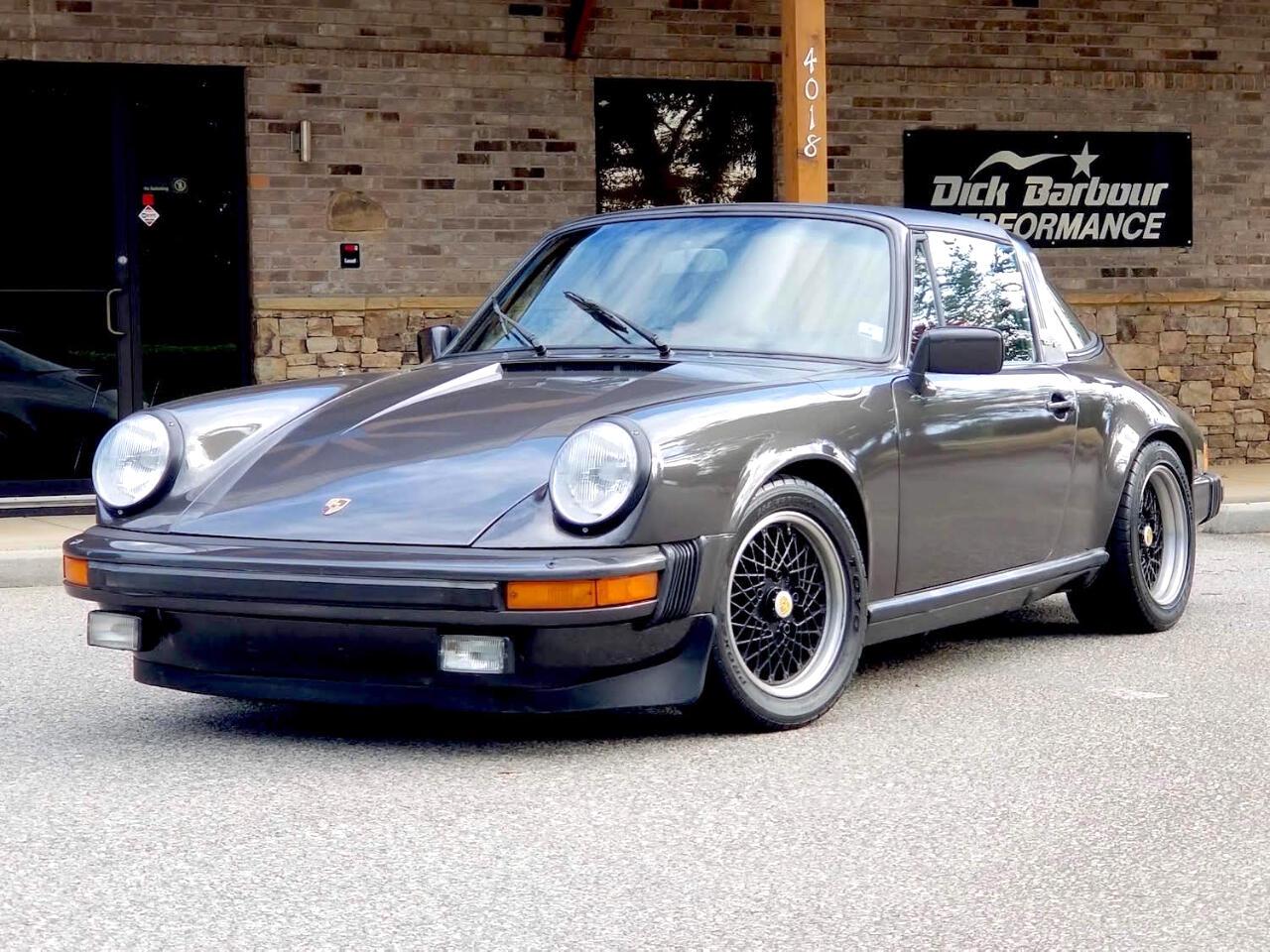 1980 Porsche 911 SC Targa