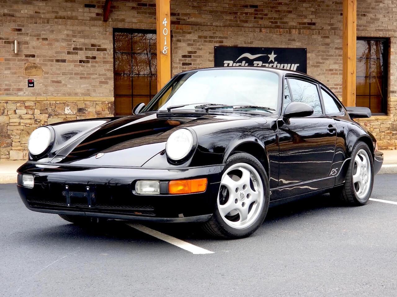 Porsche 911 RS America 1993
