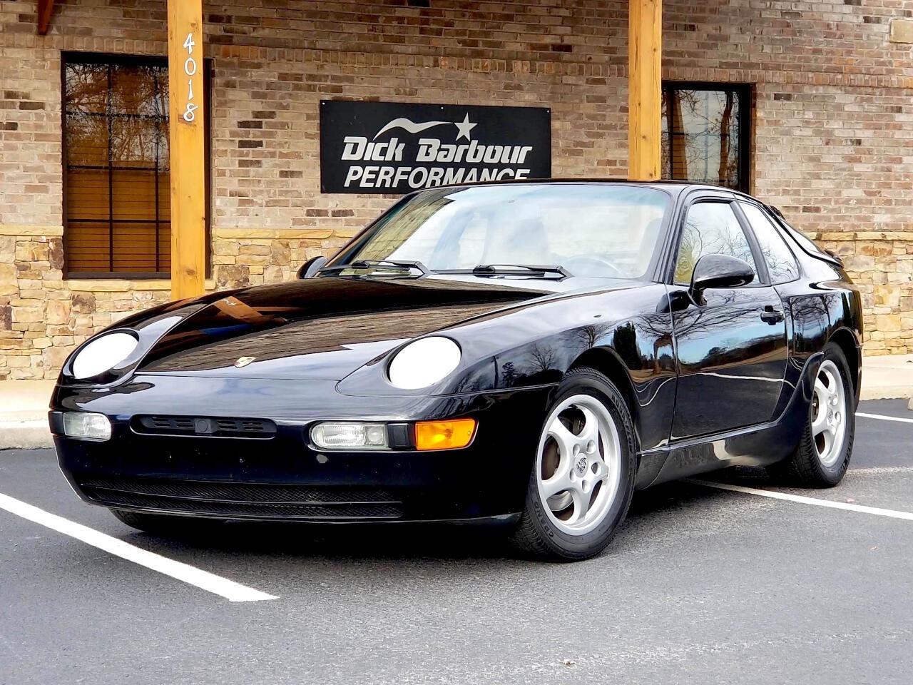 Porsche 968 Coupe 1993