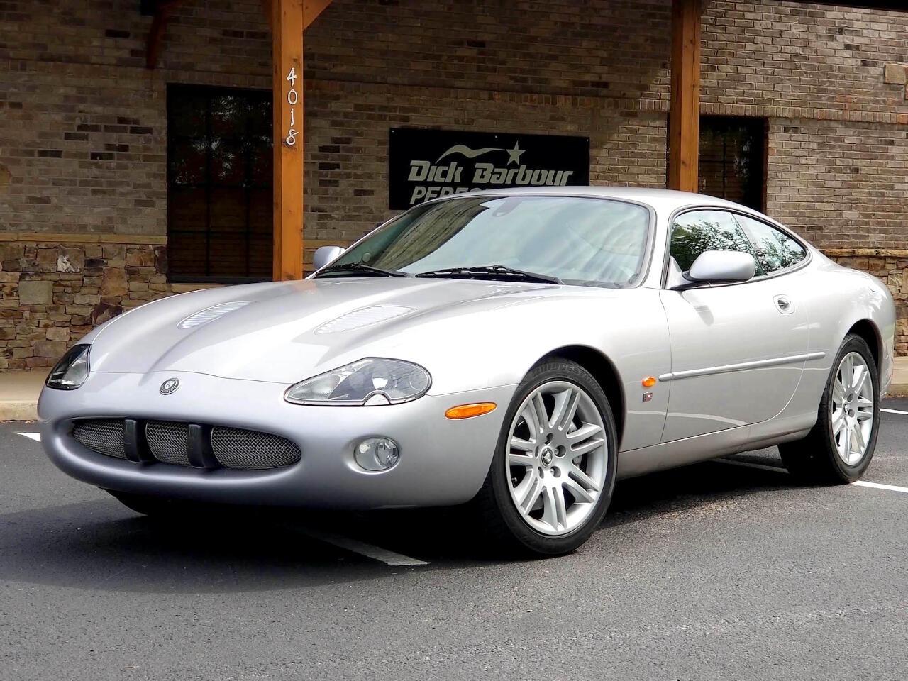 Jaguar XK-Series XKR Coupe 2003