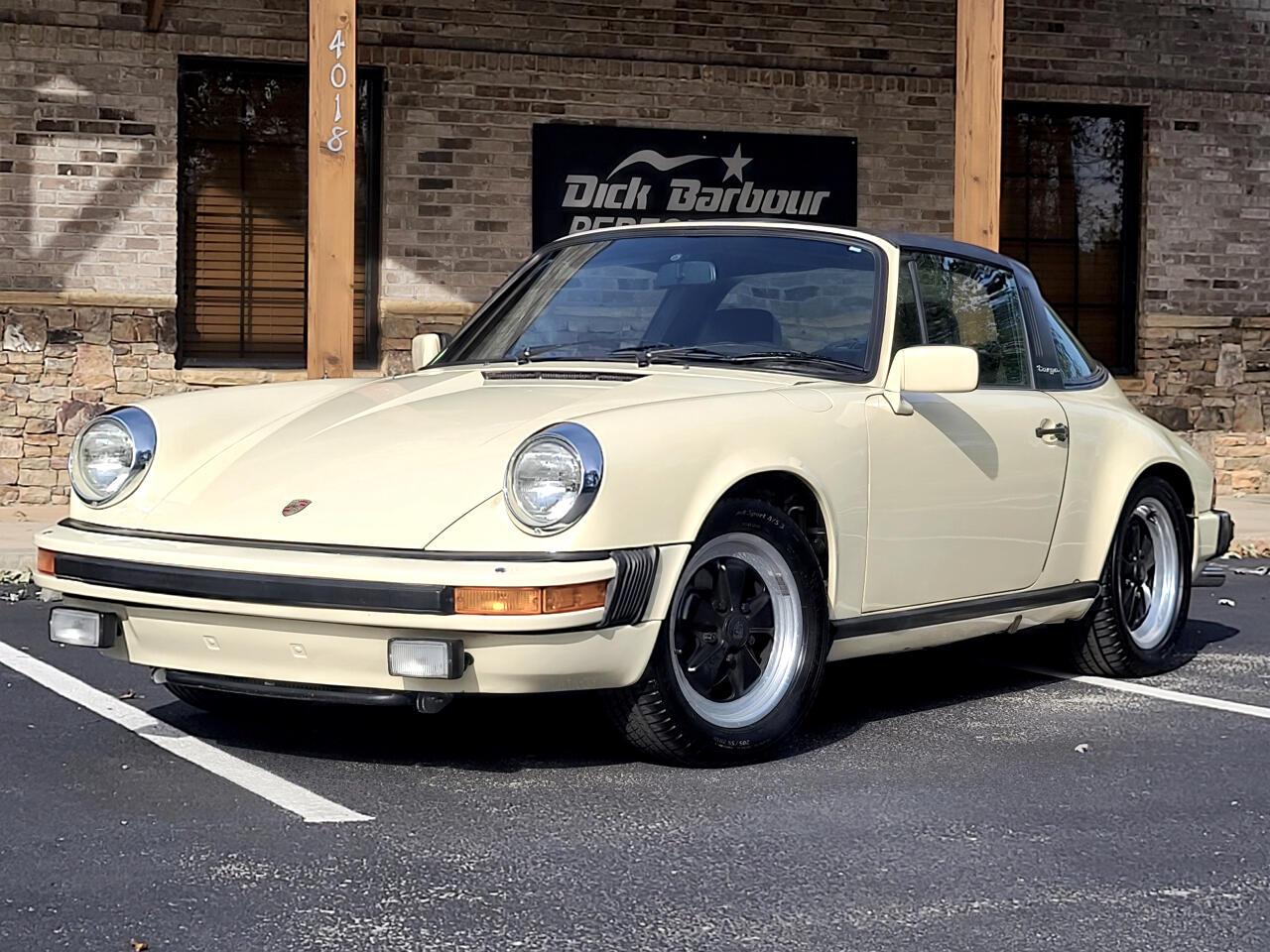 Porsche 911 SC  1980