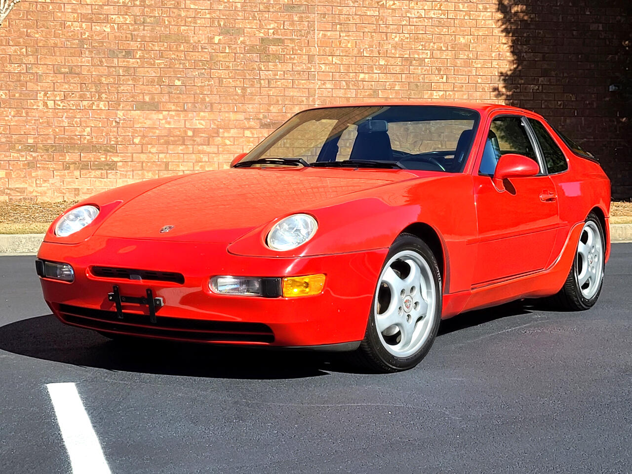 Porsche 968  1992